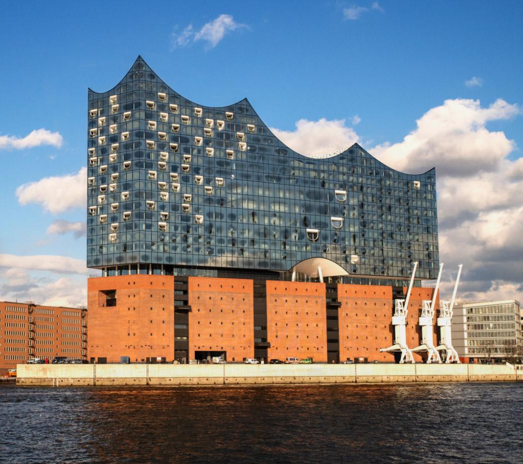 Filarmónica del Elba, Hamburgo